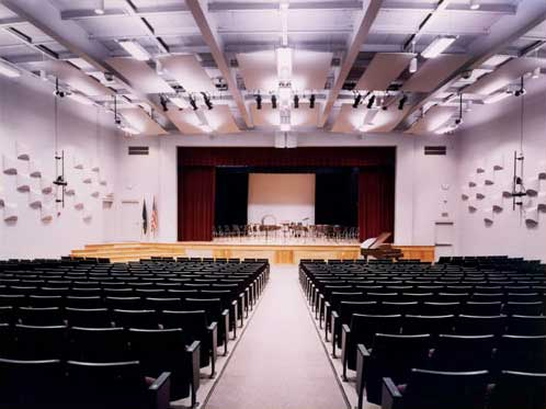 Rockland District High School Auditorium Renovations and Office Renovations